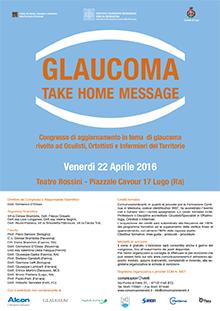 Locandina Congresso Glaucoma Lugo